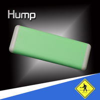 Hump 152mm width elder vinyl hospital decorative wall guards