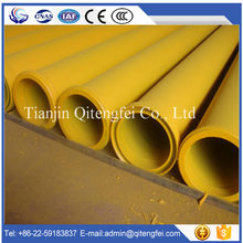 Used for concrete boom pump Schwing Z/X large diameter concrete pump pipe