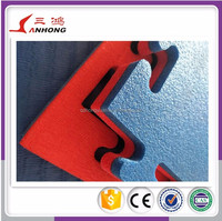 Sanhong manufacture High density EVA foam Grappling Martial Art Style grappling mats