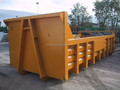 Steel waste Skip hook bin roll on roll off container