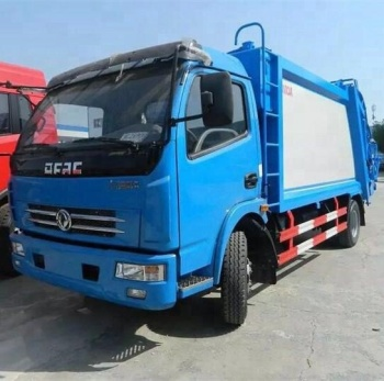 China 10CBM Garbage Compactor Truck For Sale
