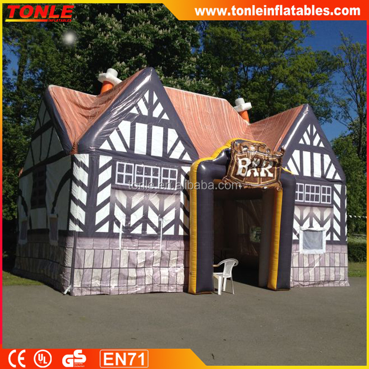 inflatable pub/ inflatable bar for sale/ commercial inflatable pub