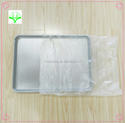direct selling high quality aluminum baking pan square bread pan for wholesale