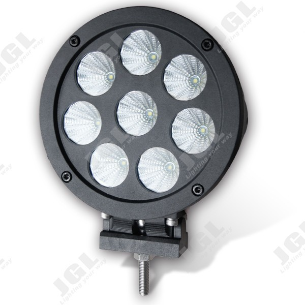 factory outlet Cree T6 high power multi voltage auto part led 80w 9-32v work light
