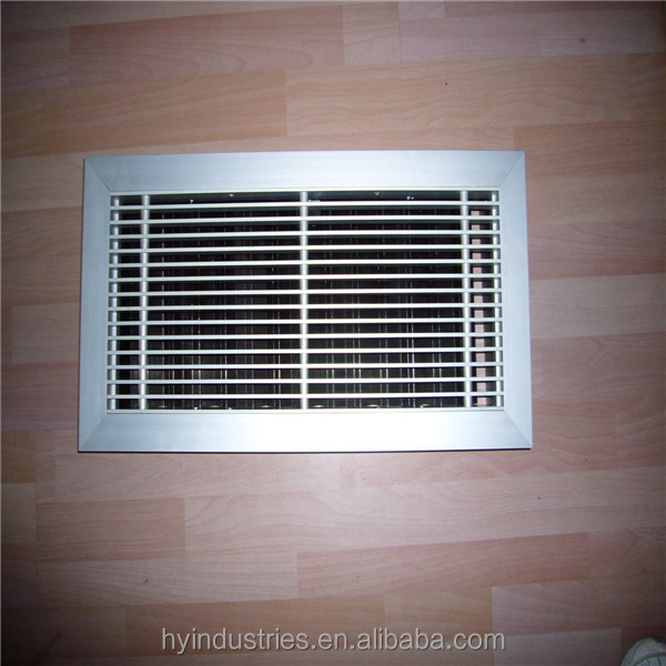 China Stainless Steel Drain Grating Cover Floor Ventilation Grilles