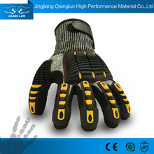 En388 Impact Resistant Working Protective Gloves