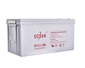 Maintenance-free ocean 12v 200ah deep cycle solar battery with good price