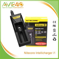 Original Nitecore usb charger EGO charging port specially made for vapor battery intelligent battery charger Nitecore i1
