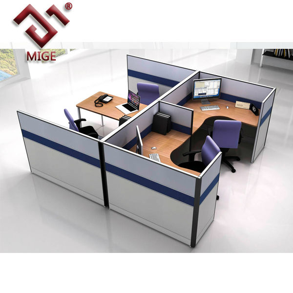 Office partition sample