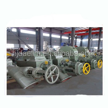 China green water systom 100KW Hydro Francis Turbine