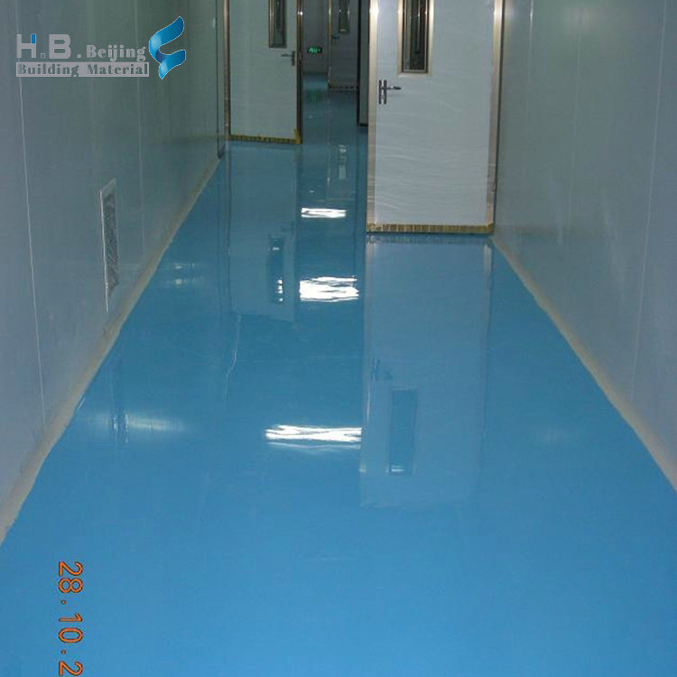High-demand products low-cost professional non-slip epoxy floor paint