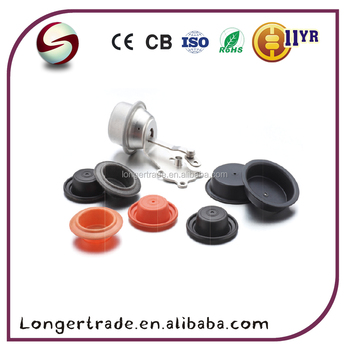 China Factory supply customized Rubber Diaphragm for auto-turbo