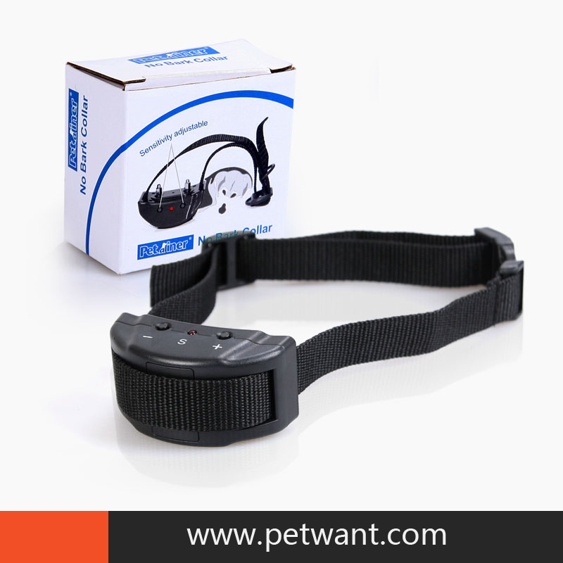 Hot Sale No Bark Collar Wholesale Dog Anti Bark Collar Manufacturer