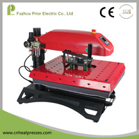 Prior Pneumatic Automatic Cheap T-Shirt Heat Press Transfer Printing Machine