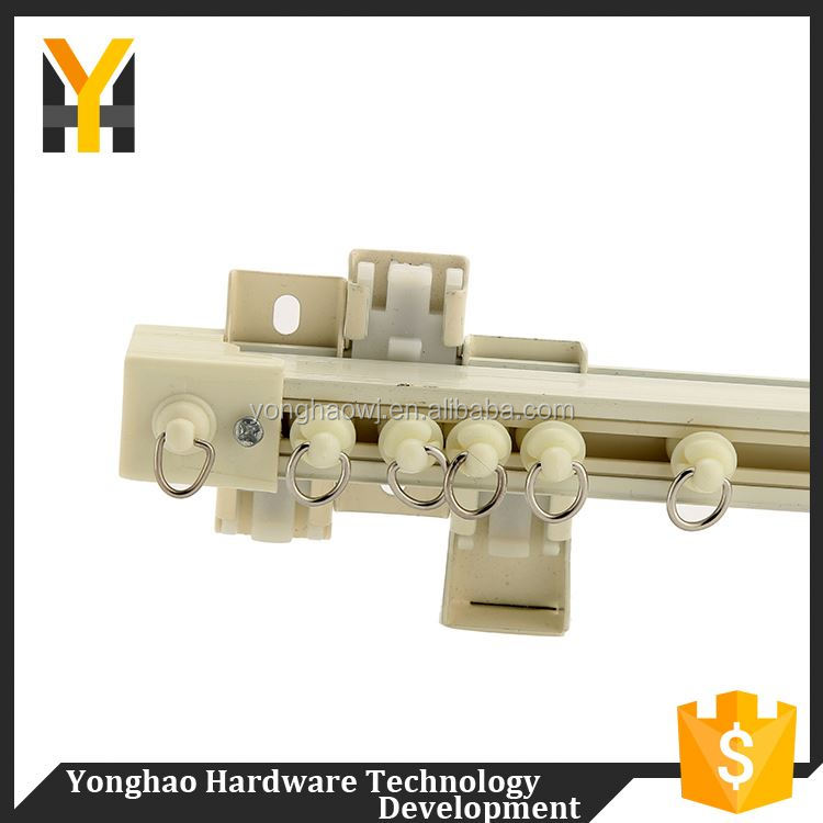 china special design metal hospital curtain track