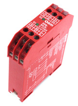 SRB-NA-R-C.17/SX-24V Light Curtain Safety Relay Unit DIN Rail Mount