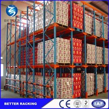 Power Coating Automatic Warehouse Racking and Shelving System