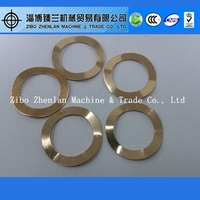 beryllium copper wave spring washer