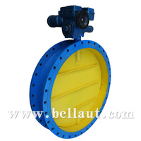 air duct damper butterfly valve