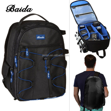 Travel Waterproof Factory Wholesale Digital Camera Bag Backpack