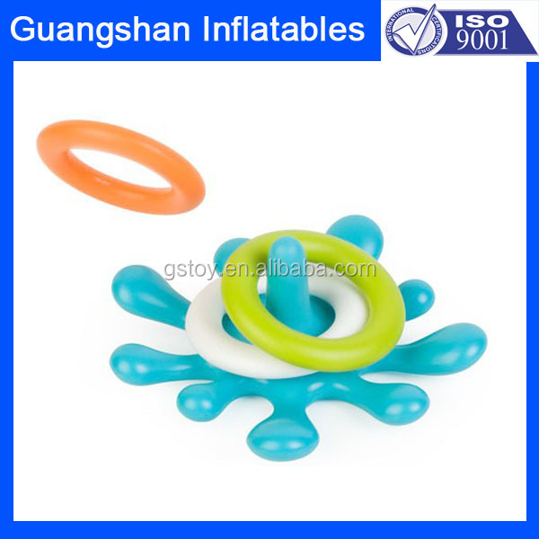 Custom Kid Play Inflatable Ring Toss toy