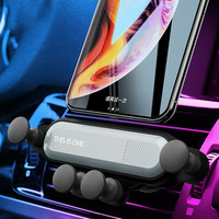 2019 New Universal Auto-Grip Mobile Phone Accessories, Car Phone Holder Air Vent Mount Stand Cell Phone Holder