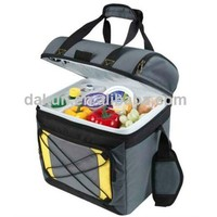 high quality cooler bag with hidden compartment