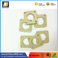 Custom food grade conductive silicone rubber gasket non toxic silicone rubber gaskets form-in-place gaskets