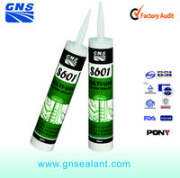 ceramics oxime acetic silicone sealant