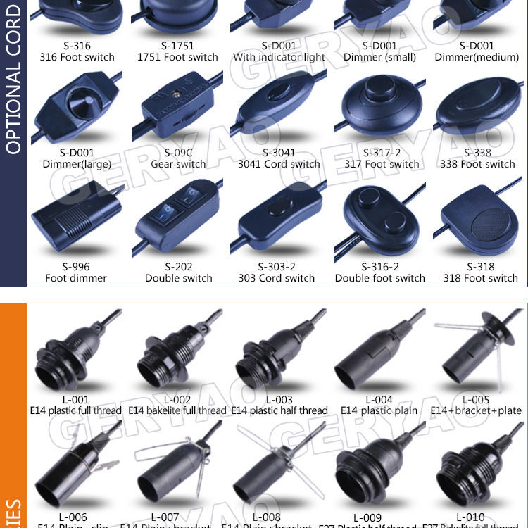 Customized swedish floor lamp cable plug with foot switch and e27 customized swedish floor lamp cable plug with foot switch and e27 lamp socket mozeypictures Choice Image
