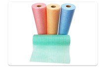 Flushable dry deep cleaning mop cloth