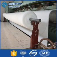 China making single layer BOM paper making press felt for paper making machine