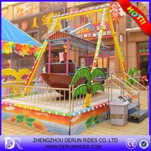 Excellent quality promotional pirate ship for children