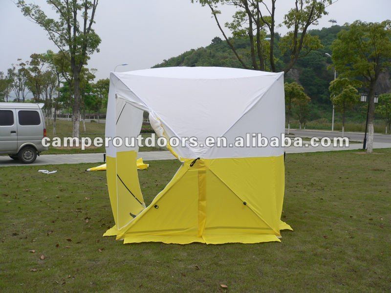 Hot sale advertising outdoor pop up temporary trade show tent professional folding work tent