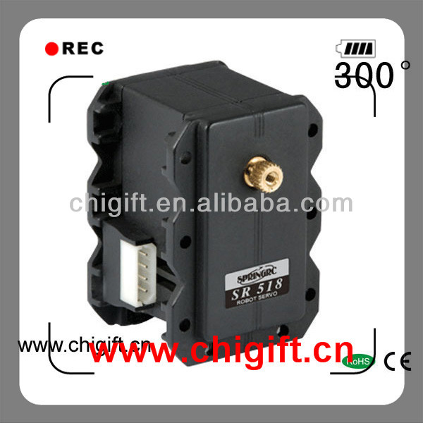 254 units can be in series connection SR518 robot servo
