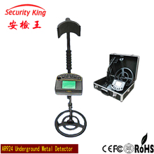 Deep underground metal detectors make you easily to find the gold AR924