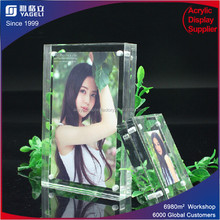 Trending acrylic paper baby open hot sexy girl photo or photo picture frame