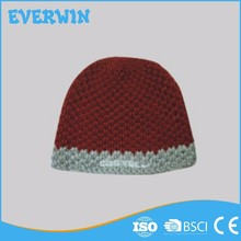 Novelty Adult Ski Winter Knit Beanie Hat Manufacture