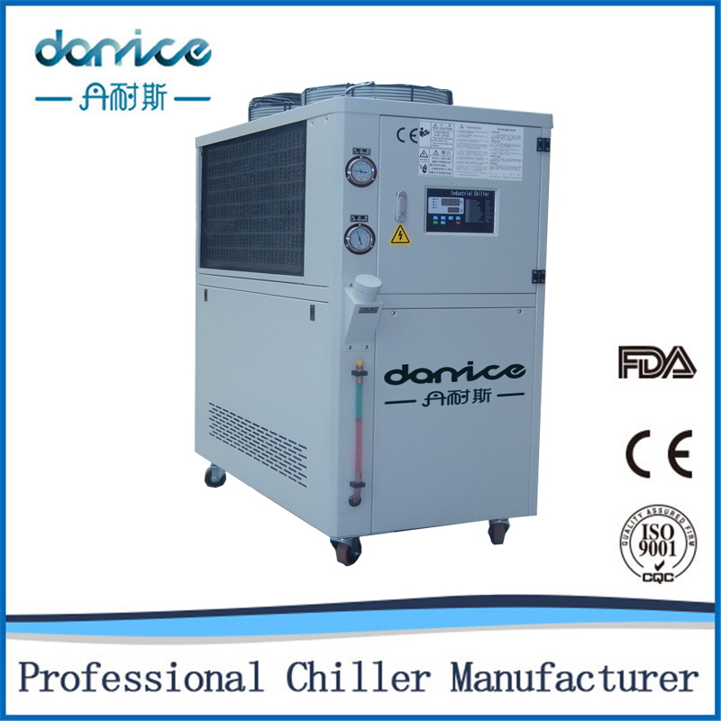 15KW Industrial Air Cooling Chiller water cooled Price for Ultrasonic clean machine