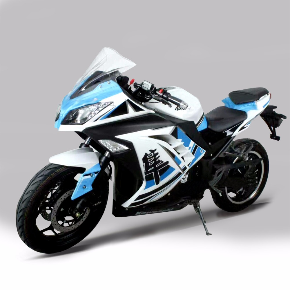 hot products 2 Wheels Electric Motorcycle 3000W 72V 20AH