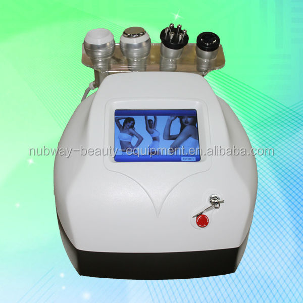 2014 Professional cavitation machine luna