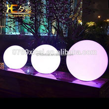 Charegeable Remote Control LED Garden Light Ball