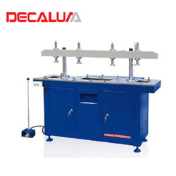 Sliding and Hinged Window Manual Aluminum Window And Door Punching Machine