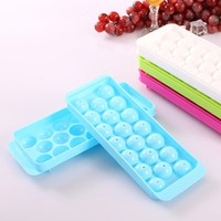 Stocked,Eco-Friendly Feature and Silicone Material ice cube tray