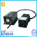 Super Temperature Controller Dot / Line 532nm 200mw Green Laser Module