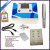 2015 buy hot sale tattoo kit new design rechargeable makeup kit,eyebrow tattoo permanent makeup machine equipment kit
