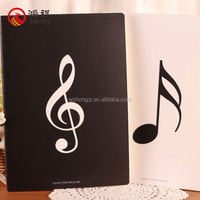 N023-A China suppliers a4 size dairy cute notebook