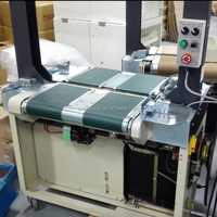 High Quality PLC control Type Automatic Carton Strapping Machine