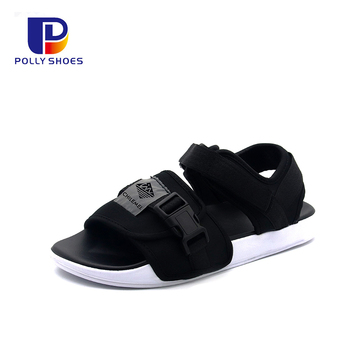 Custom Summer Comfort Breathable Beach Man Thong Flat Sandals