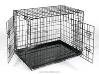 Wholesale metal wire indoor pet rabbit dog house cage